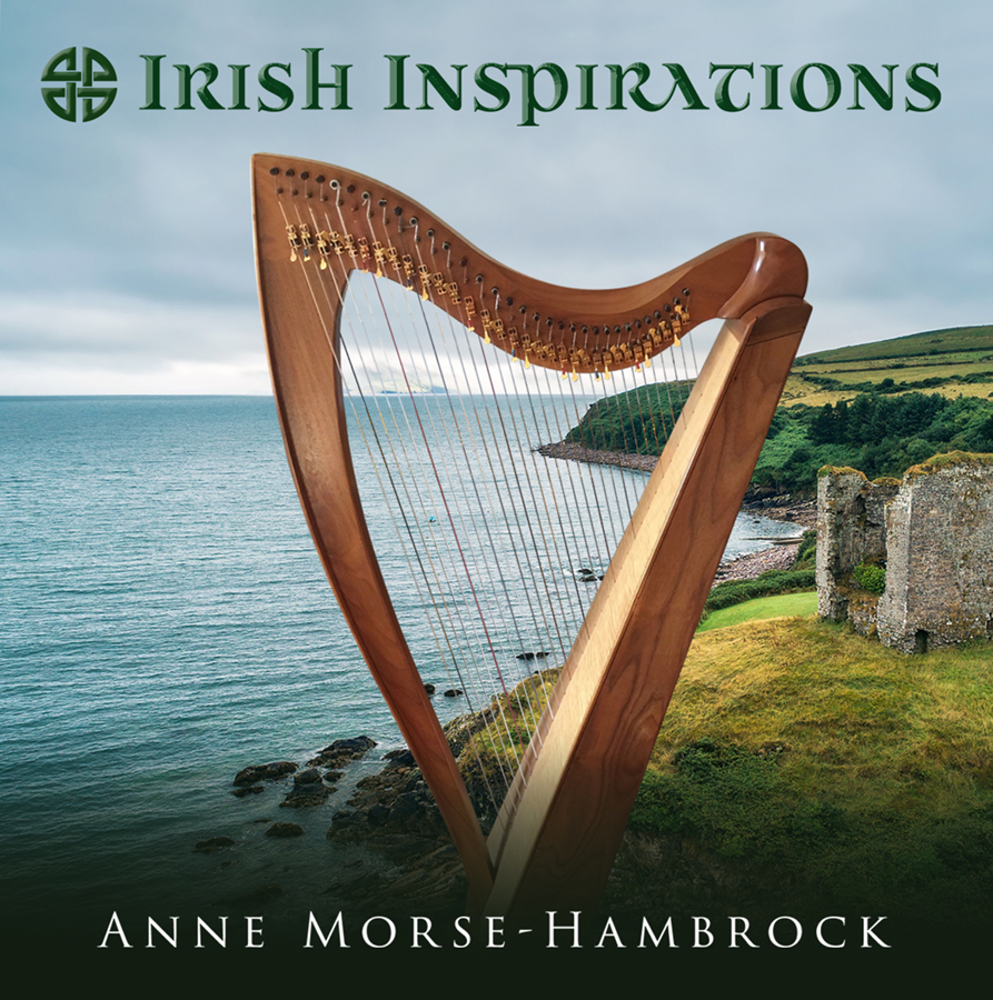 Irish Inspirations CD Anne Morse Hambrock