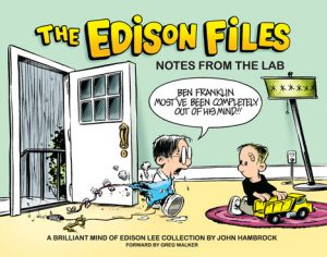 Book: The Edison Files: Notes From The Lab
