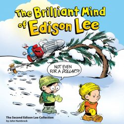 Book: The Brilliant Mind Of Edison Lee Book 2