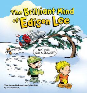 Book: The Brilliant Mind Of Edison Lee Book 2