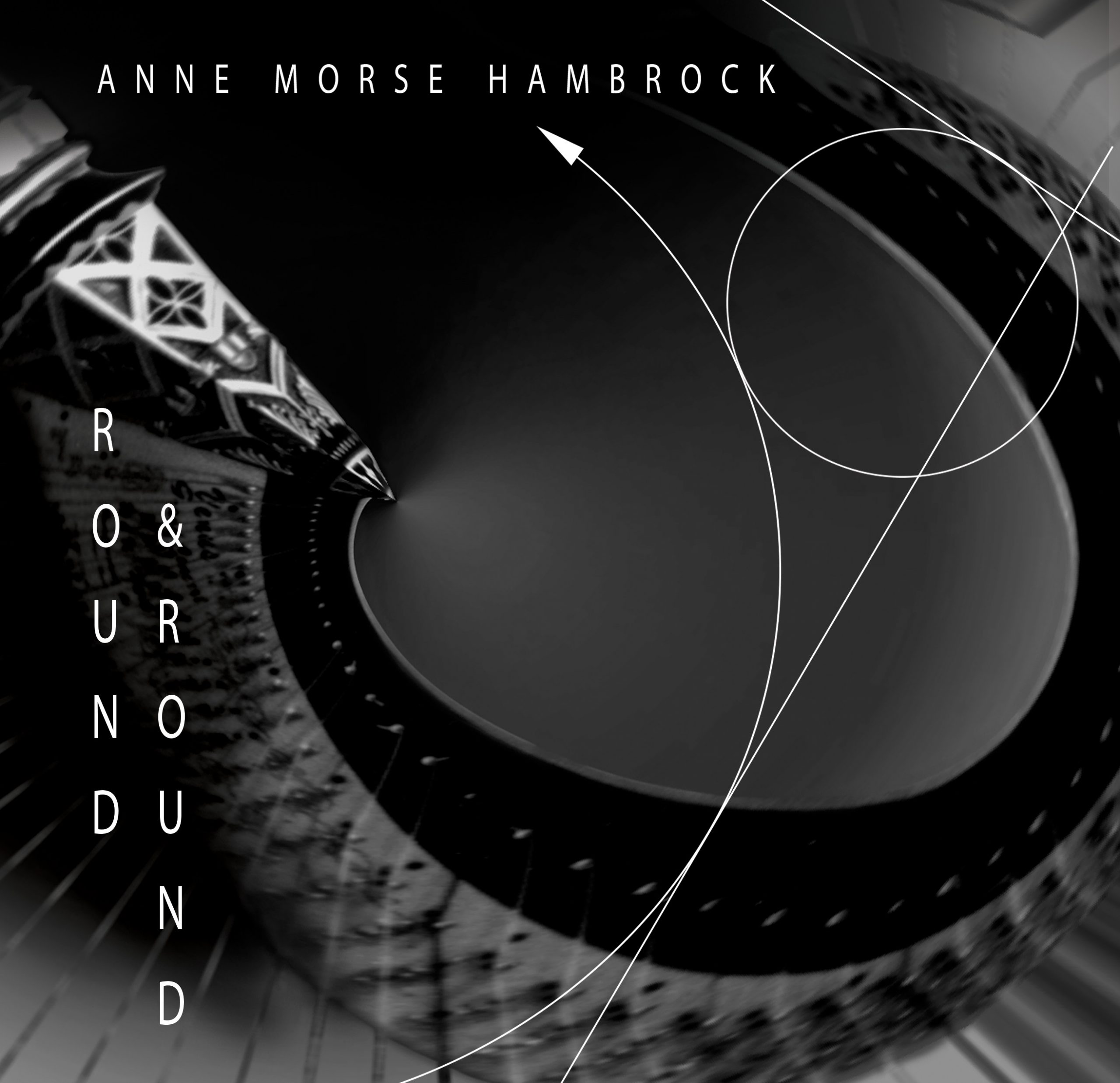 Round & Round CD cover new