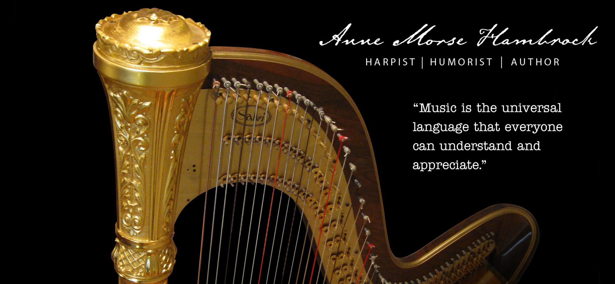 Anne Morse-Hambrock Harp