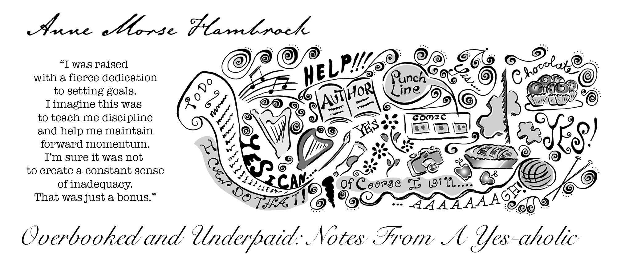 Anne Morse-Hambrock Overbooked and Underpaid