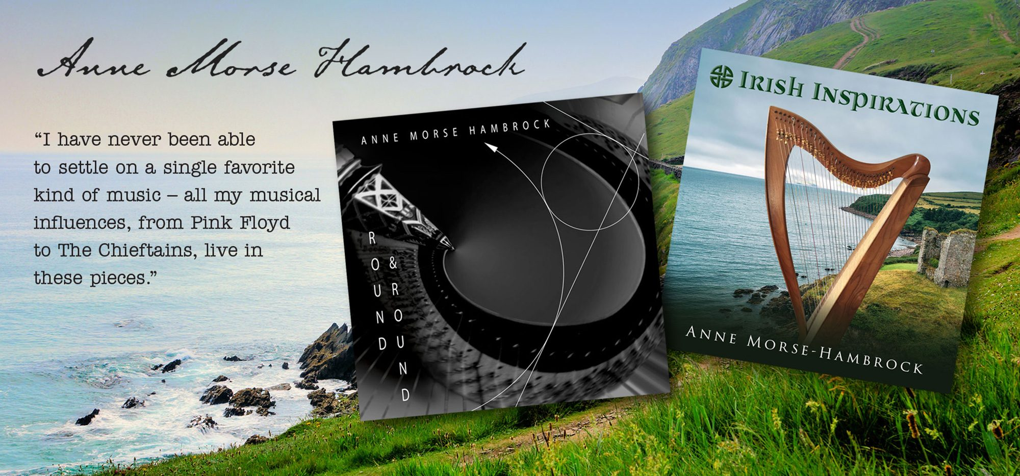 Anne Morse-Hambrock Recordings