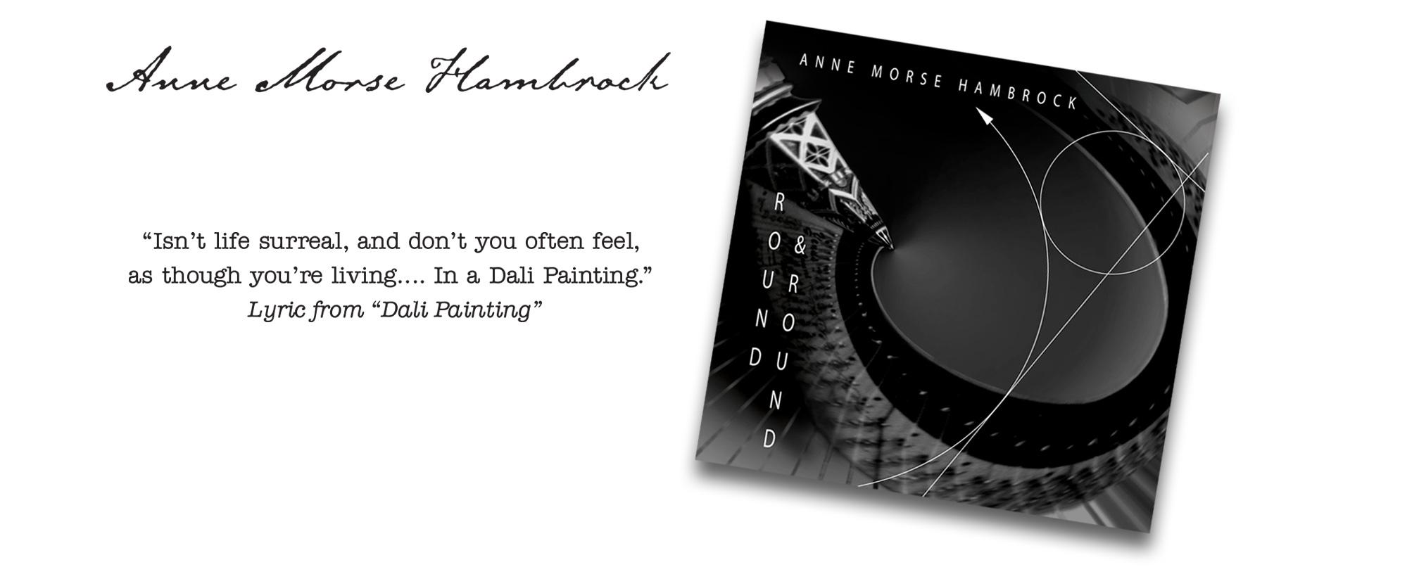 Anne Morse-Hambrock Round & Round Album