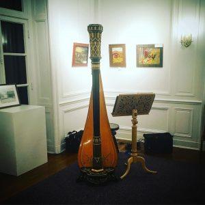 Harp at Anderson Anne Morse-Hambrock